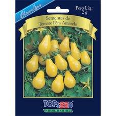 semente tomate pera amarelo topseed