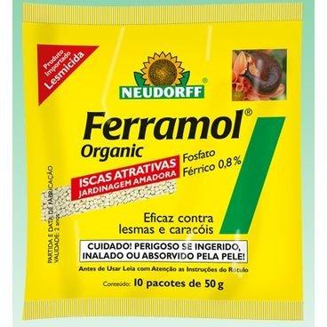 lesmicida ferramol organic neudorff