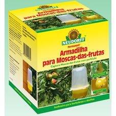 armadilha para moscas das frutas neudorff