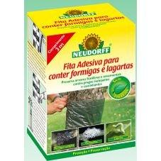 fita adesiva para conter formigas lagartas neudorff