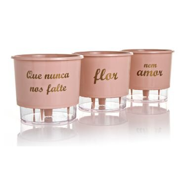 vaso autoirrigavel wishes floeamor rosa horizontal