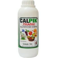 calpik sulfato cobre 1 litro
