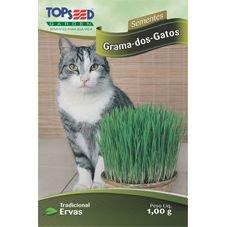 grama dos gatos topseed
