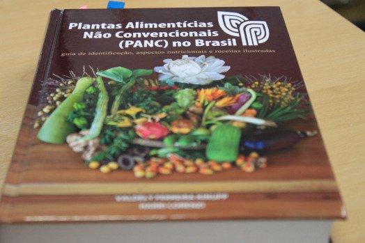 livro pancs
