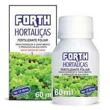forth hortalicas liquido 60ml