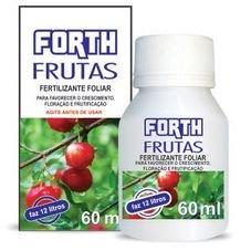 forth frutas liquido 60ml