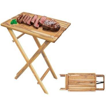 mesa churrasco desmontavel stolf