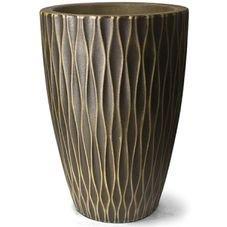 vaso infinity conico envelhecido