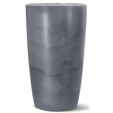 vaso classic conico grafite