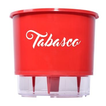 vaso autoirrigavel raiz tabasco pimenta