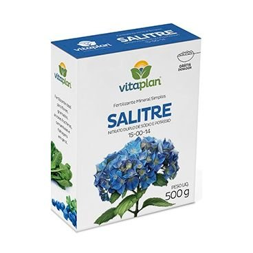 fertilizante salitre 500g