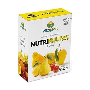 fertilizante nutrifrutas 500g