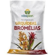 terra orquideas e bromelias 2kg