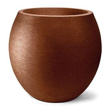 vaso oval grafiato nutriplan ferrugem