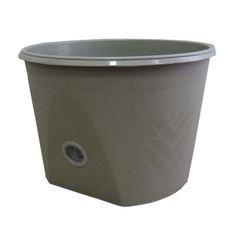 vaso autoirrigavel acqua verde vida areia