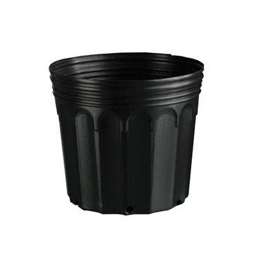 vaso embalagem mudas nutriplan 11 litros preto 1 unidade
