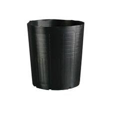 vaso embalagem mudas nutriplan 14 3 litros preto 1 unidade
