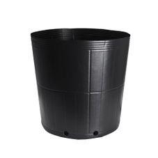 vaso embalagem mudas nutriplan 18 litros preto 1 unidade