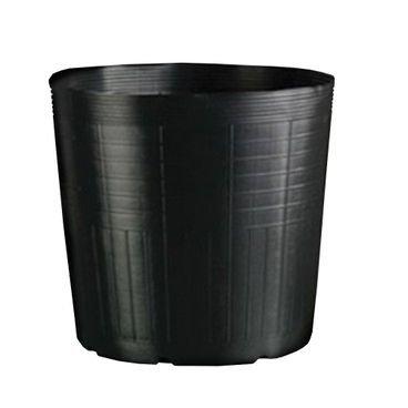 vaso embalagem mudas nutriplan 8 5 litros preto 1 unidade