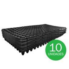 bandeja para semeadura nutriplan 200 celulas fina 10 unidades