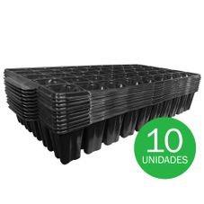 bandeja para semeadura nutriplan 50 celulas quadrada 2854 10 unidades