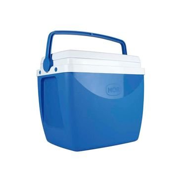 caixa termica 18l azul mor