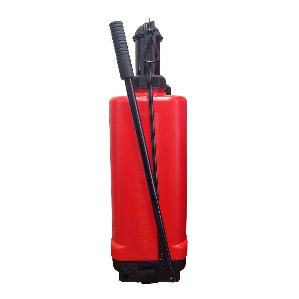pulverizador manual stark 12 20 litros alavanca metal