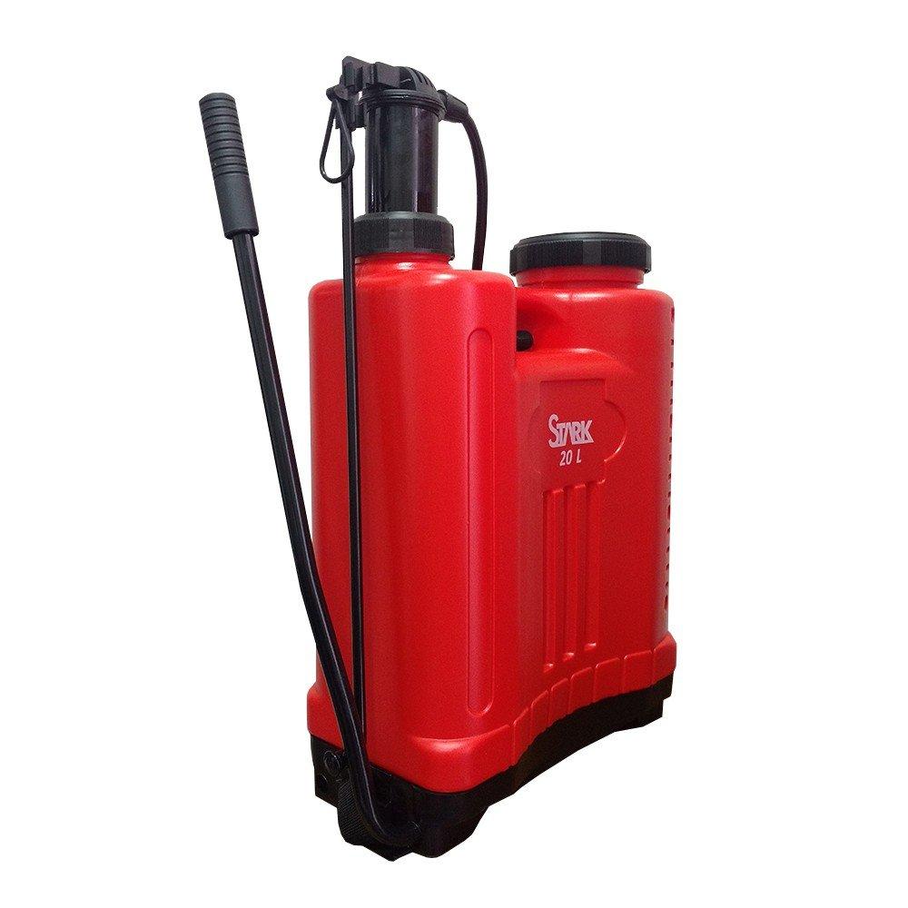 pulverizador manual stark 12 20 litros ergonomia