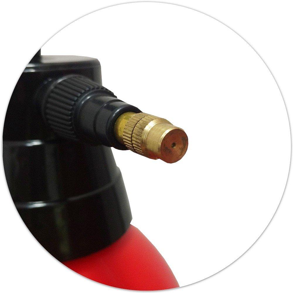pulverizador manual stark 15 2 litros bico conico