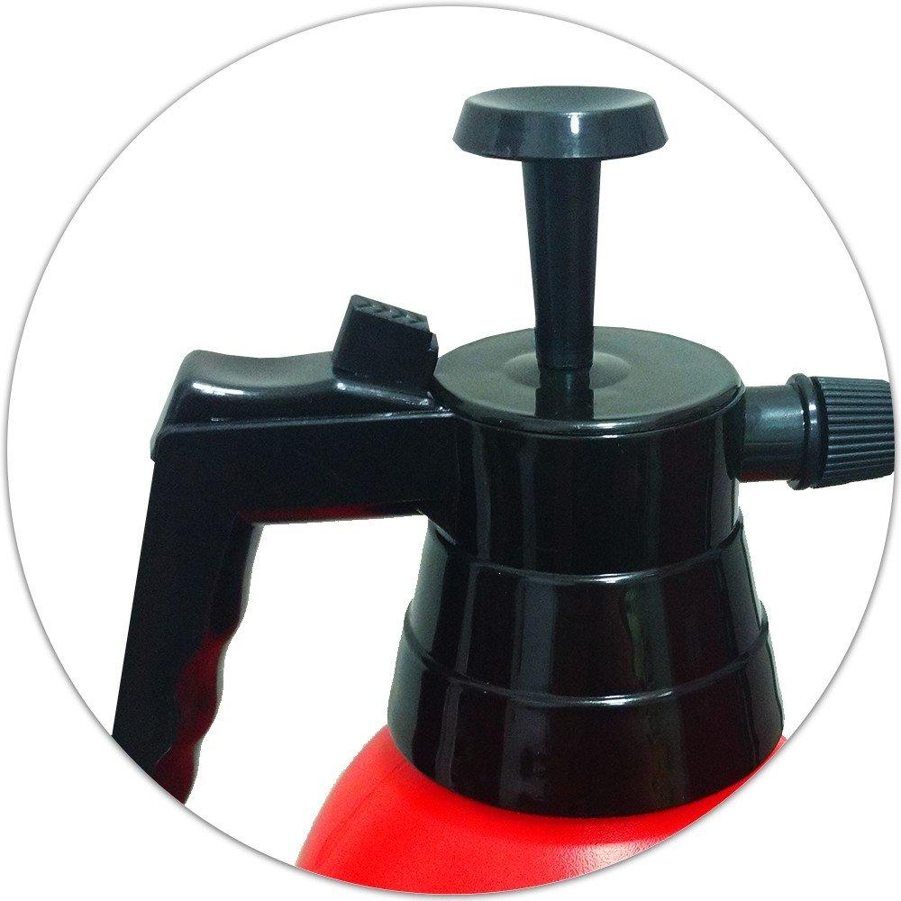 pulverizador manual stark 15 2 litros trava jato continuo