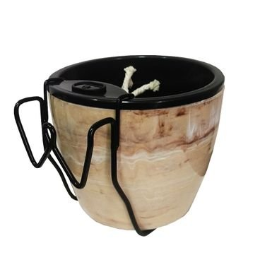 vaso autoirrigavel n03 nutriplan com suporte