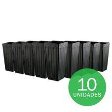 07 embalagem muda 7 litros preto 10 unidades