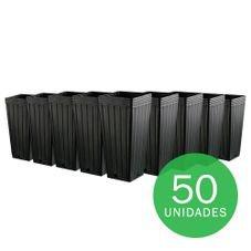 07 embalagem muda 7 litros preto 50 unidades