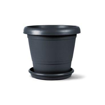 vaso terracota preto