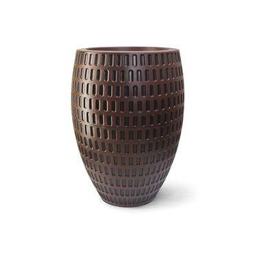vaso maia oval 60 carvalho