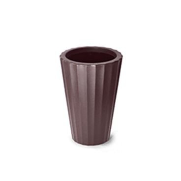 vaso creta conico 24 tabaco