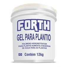 forth gel para plantio