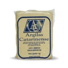 argila catarinense modelagem vasos 1kg