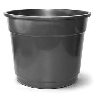 vaso redondo comum preto nutriplan