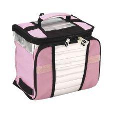 ice cooler mor 75litros rosa