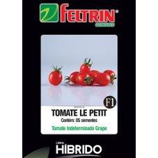 semente tomate le petit hibrido feltrin 5 sementes