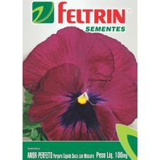 semente amor perfeito purpura gigante suica 100g
