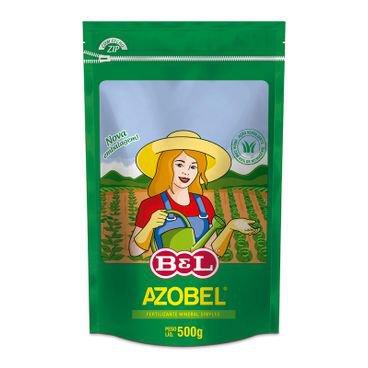 fertilizante adubo quimico azophosca 500g