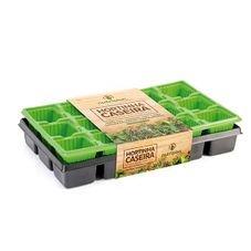 6301101 sementeira hortinha caseira 15 celulas nutriplan