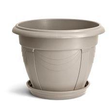 vaso romano capuccino nutriplan com prato