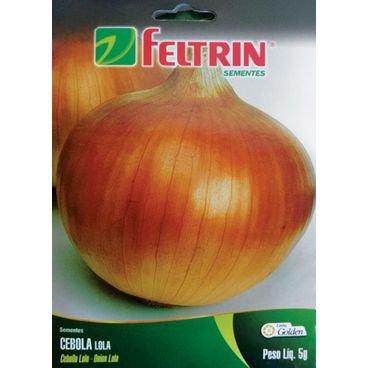 semente cebola lola golden feltrin