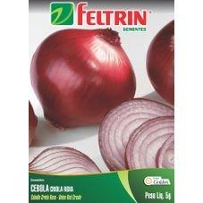 semente cebola crioula roxa golden feltrin 5g