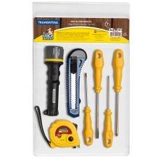 kit ferramentas tramontina estojo presente