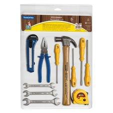kit ferramentas tramontina 11 pecas