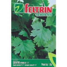 semente coentro verdao sf 177 16g feltrin